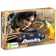 Игровая приставка  Dendy Tomb Raider 150 in 1