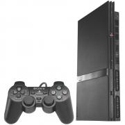 Игровая приставка  Sony PLAYSTATION 2 (сони плейстейшн 2)