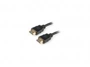 Кабель цифровой TV-COM HDMI19M to HDMI19M, V1.4 (ETHERNET+3D), 2 м.