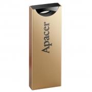 Флеш-накопитель USB  8GB  Apacer  AH133  золото