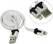 Кабель DEFENDER ACH01-03P, для Apple - USB(AM)-Lightning(M), 1м.