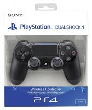 джойстик для Sony PLAYSTATION 4 (сони плейстейшн 4)  Dualshock4 черный оригинал