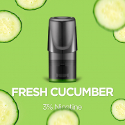 картридж relx classic Fresh Cucumber 2 ml 3 %