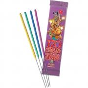 бенгальская свеча 170 спектр ТР158 цветная