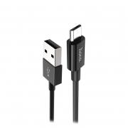 кабель usb - микро HOCO x23 черный