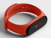 Фитнес-браслет Xiaomi  Mi  Band 4  orange оригинал