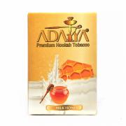 табак для кальяна Adalya (Адалия)  Honey Milk ( МОЛОКО  И МЕД ) 50Г