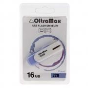 Флеш-накопитель USB  16GB  OltraMax 220