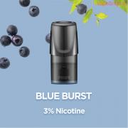 картридж relx classic Blue burst 2 ml 3 %