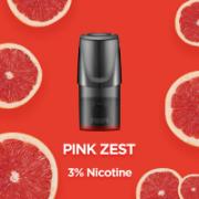 картридж relx classic Pink zest ice  2 ml 3 %