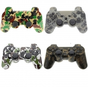 джойстик для Sony PLAYSTATION 3 (сони плейстейшн 3) DUALSHOCK 3 камуфляж Desert-Black-Green-Brown