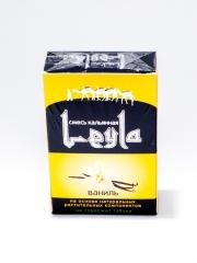 Безникотиновая  смесь для кальяна Leyla Vanilla 50  гр.