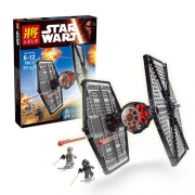 конструктор Lele (LEGO) Star wars (стар варс) истребитель особых войск первого ордена