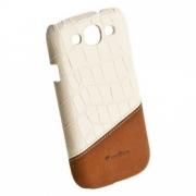 Накладка кожаная для Samsung Galaxy S3 i9300 Melkco