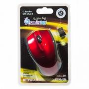 Мышь беспроводная Smart Buy 325AG, красная.