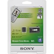 карта памяти  SONY  memory stick micro 1gb m2