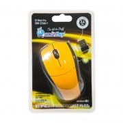 Беспроводная мышь Smartbuy (смартбай) 325AG, жёлтая