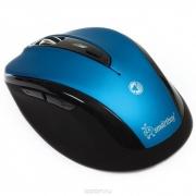 Мышь беспроводная Smart Buy 612AG, синяя/чёрная