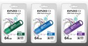 Флеш-накопитель USB 16 gb Exployd 570 синий