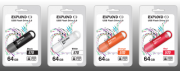 Флеш-накопитель USB  32GB  Exployd  570  белый