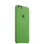 Чехол накладка Sillicone Case  iPhone 7 салатовый LM