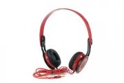 Наушники Monster Beats (Монстер Битс)  Mixr Red Black( Красно-черный)