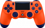 джойстик PS4 Dual Shock Wireless Orange V2