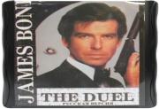 картридж (кассета) на SEGA (сега) James Bond The Duel (Джеймс Бонд: Дуэль)