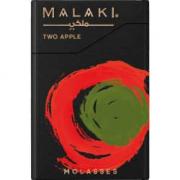 """Табак для кальяна """" malaki """"  TWO apple"""