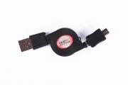 кабель на micro рулетка
