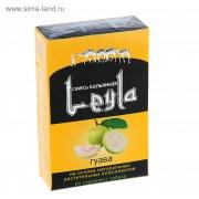 Безникотиновая  смесь для кальяна Leyla Guava 50 гр.