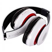 беспроводная гарнитура Bluetooth headphpne SH-13 , белая