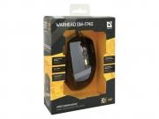 Мышь DEFENDER  Warhead GM-1740, USB, проводная