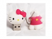 Флеш-накопитель USB  8GB  ANYline  CAT  (пэт блистер)
