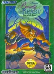картридж (кассета) на SEGA (сега) Roat of the beast