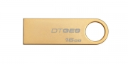 usb флешка 16gb kingston DTGE9 Gold