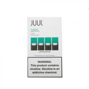 картриджи JUUL  Classic menthol