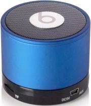 """беспроводная , портативная колонка """"Music"""" mini, Bluetooth Speaker синяя"""
