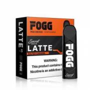 Сигарета электронная (одноразовая ) Fogg Vape (latte)