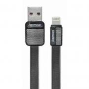 REMAX Platinum RC-044i, USB - Lightning 8-pin, для iPhone 6/6 Plus, черный, 1 м.
