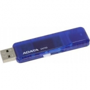 Флеш-накопитель USB 16 gb A-Data UV110 голубой