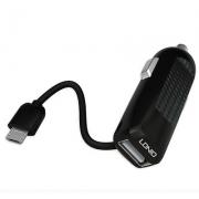зарядное устройство LDNIO АЗУ 2.1 А+ кабель микро