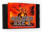 картридж (касcета) на SEGA (сега) Golden axe 3
