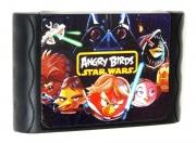 картридж (кассета) на SEGA (сега) angry birds (ангри бертс) star wars
