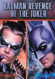 картридж (кассета) на SEGA (сега) Batman (бэтман) revenge of the joker