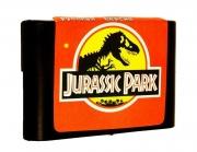 картридж (кассета) на SEGA (сега) Jurassk park