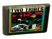 картридж (кассета) на SEGA (сега) two tribes populous 2