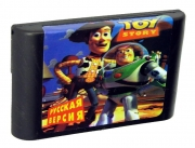картридж (кассета) на SEGA (сега) Toy story  (история игрушек)