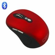 Мышь беспроводная CBR CM-530, красная, Bluetooth.