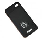 Дополнительный аккумулятор и защитная крышка 1900 mah IP4s